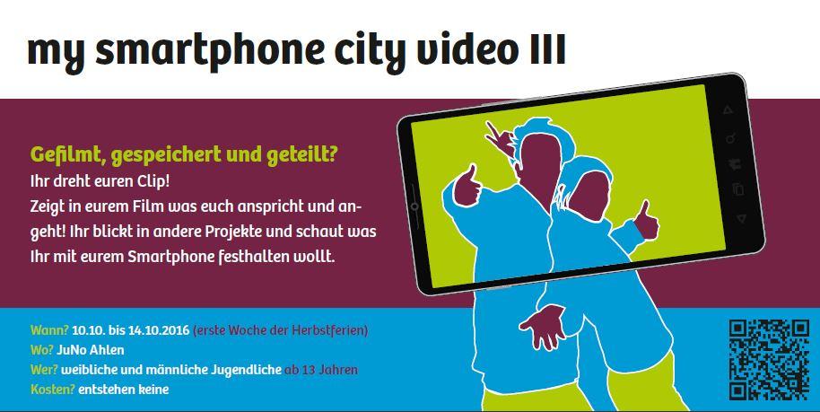 my smartphone city video III