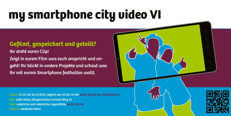mein smartphone city video