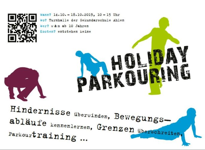 Holiday Parkouring