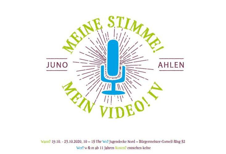 Meine Stimme - Mein Video