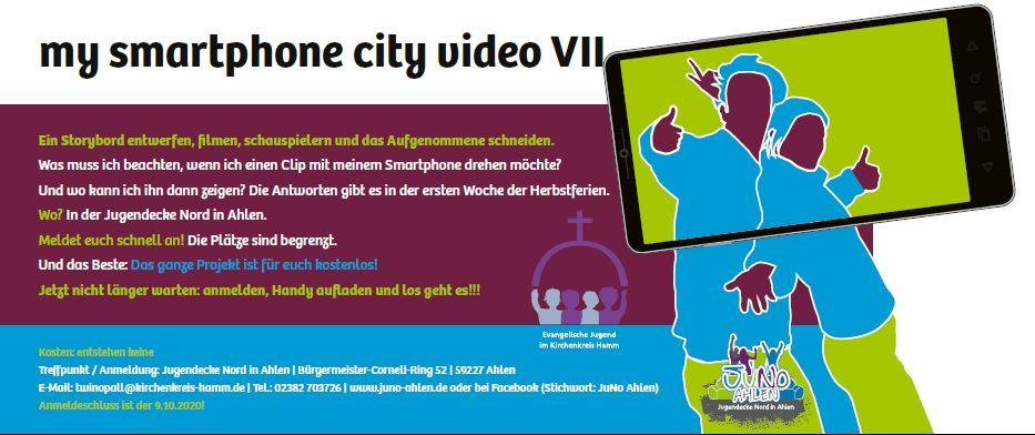 my smartphone city video VII